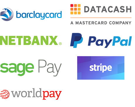 Integrates with a variety of payment gateways